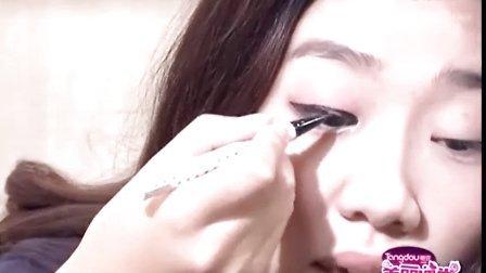 雅琳娜美妆教程(五)眼影颜色的搭配技巧