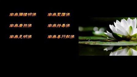 礼千佛法会 现在贤劫千佛名经3(慧律法师领诵)
