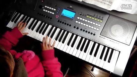 电子琴《步步高》
