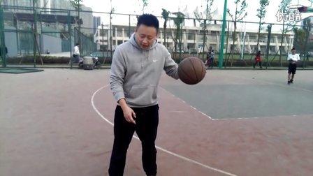 91篮球第六课 爆发性带动跳步转身 埃文斯 埃利斯 招牌