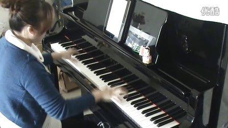 朗朗《我爱你中国》钢琴曲 geek智能钢琴