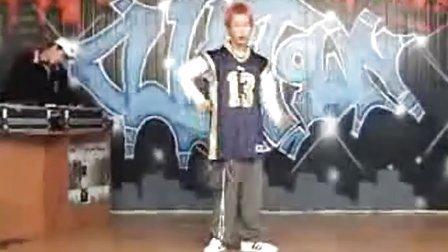街舞教学视频1