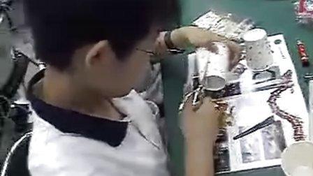 七年级美术优质课展示《大家动手做条龙》(下)视频课堂实录