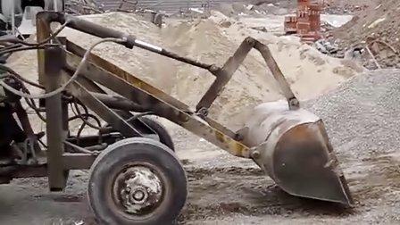铲车内部结构图