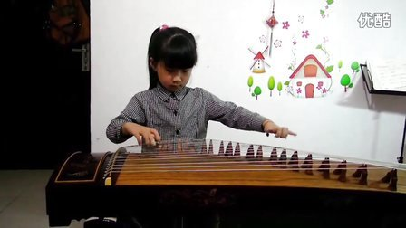 古筝曲《紫竹调》视频