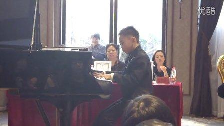 冯时钢琴(肖邦辉煌大圆舞曲)