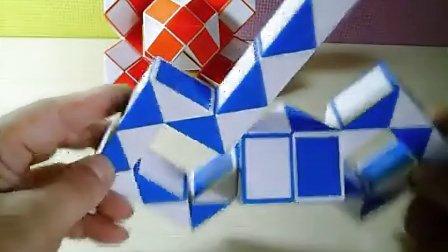 三十六段(36段)百变魔尺视频教程教你怎么玩
