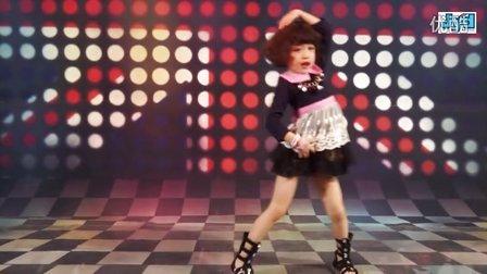 曲隽希拍摄舞蹈MV韩国TARA NO.9