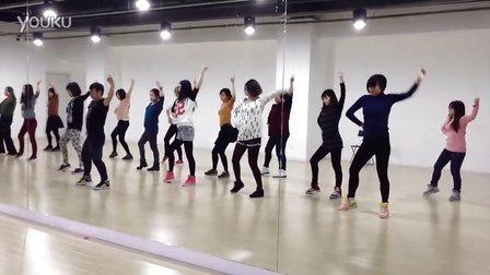 上海舞蹈培训20131216周一MV爵士
