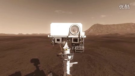 美好奇号核动力火星车 MSL mars science laboratory