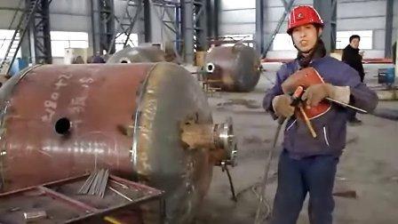 有色金属公司十二冶建公司压力容器钢结构制造车间