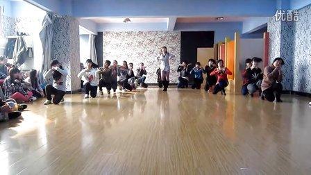 徐州街舞 v war舞蹈工作室 4minute ready go