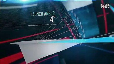 《体育科学》纸飞机吉尼斯世界纪录纪录