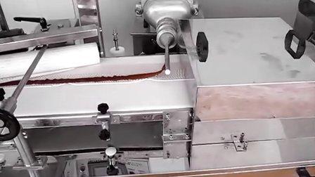 蜂巢面包、丝卷面包、龙虾卷面包机器