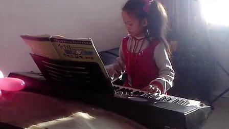 茉莉花电子琴曲