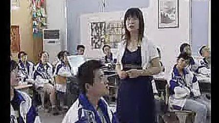 高一美术优质课展示《丹青绘世传神写照--古代人物画之三》倪韵A1视频课堂实录