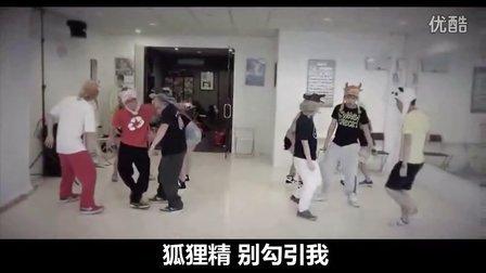 《狐狸叫》MV舞蹈工作室版THE FOX