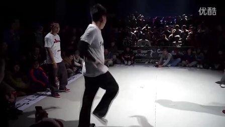 【炸】黄景行 冯正 VS 廖搏 石头 Popping决