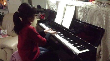 钢琴曲——北风吹