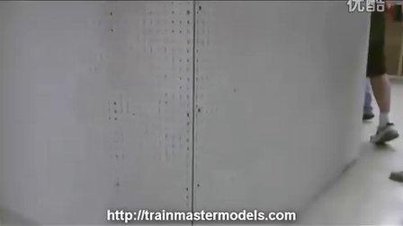 火车沙盘制作_Pt._3__Trainmaster_Models