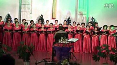 心灵交响女声合唱团《葡萄园夜曲》