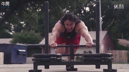 【牛男励志】迈克教练激情励志健身视频图片
