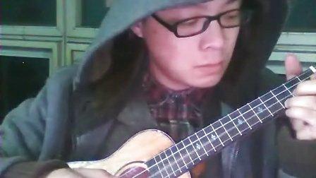 卡农 ukulele