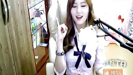 朝鲜美女可爱颂