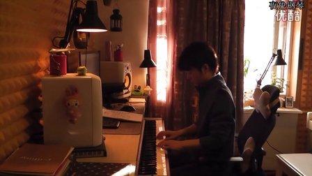 《时间都去哪儿了》夜色钢琴版
