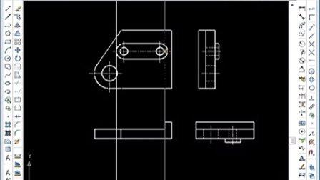 autocad 2008中文版机械制图应用与实例教程 64讲