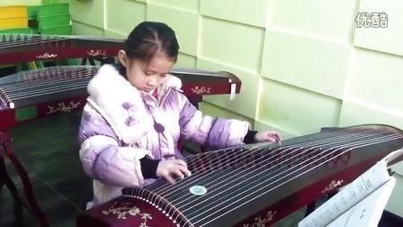 古筝 北京的金山上