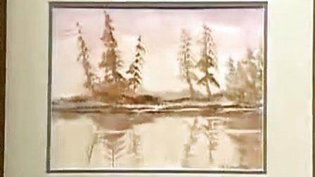 《跟傅兰克学画画》水彩画教程01