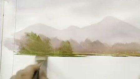 《跟傅兰克学画画》水彩画教程04