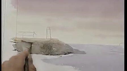 《跟傅兰克学画画》水彩画教程10