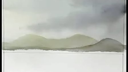 《跟傅兰克学画画》水彩画教程13