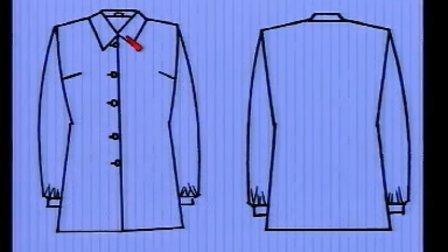 服装设计类视频教程-上衣裁剪