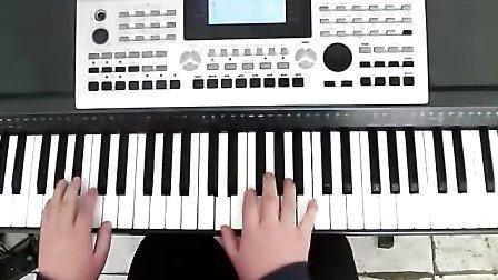 时老师电子琴单曲教学