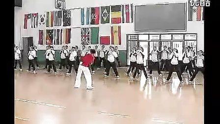 2011年江苏省基本功大赛高中体育展示课
