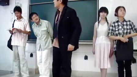 话剧:高行健《车站》 表演者:郑大文院08级同