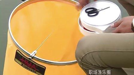 化绍新钓鱼学校教练王超讲解钓鲫鱼的操作流程图片