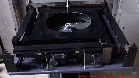 麻将机整机拆解视频