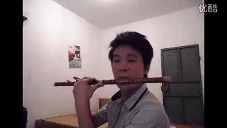 龙的传人笛子演奏