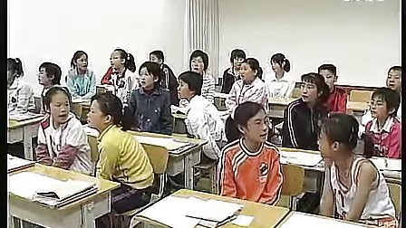 《What time do you go to school》公开课视频课堂实录1