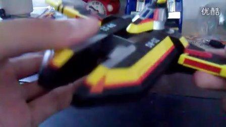 迪迦奥特曼飞机玩具系列!万代与奥迪双钻合作?