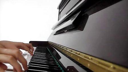 童年的回忆钢琴曲谱子
