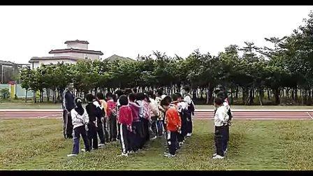 小学五六年级单元体育投掷―人教课标版―南头民安小学―南头民安小学
