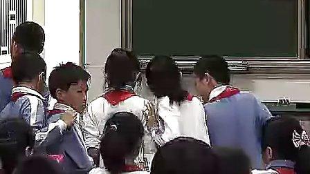 小学五年级信息技术优质课视频展示《给机器人装眼睛》人教版_梁老师