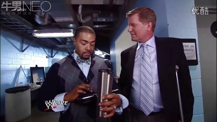 WWE John Laurinaitis learns Mr.McMahon is coming