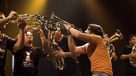 【世界】balkan brass band 巴尔干铜管乐队