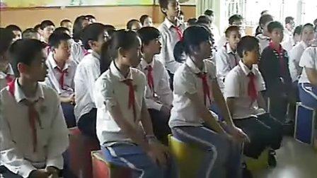 小学六年级音乐优质课视频《夺丰收》_唐蕾_视频课堂实录